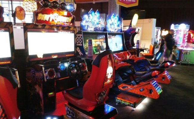 Game Room Picture Of Dave Buster S Oklahoma City
