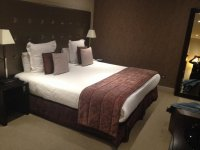 Super king size bed - Picture of K West Hotel & Spa ...