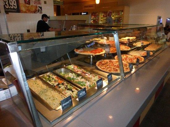 Pizza Lunch Buffet Near Me