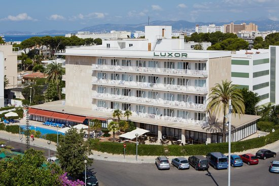 Hotel Luxor MajorquePlaya de Palma  voir les tarifs et avis htel  TripAdvisor