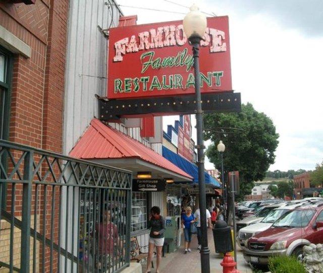 Farmhouse Restaurant Branson Menu Prices Restaurant Reviews Tripadvisor