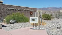 Furnace Creek's Office Weather Station - Picture of Death ...