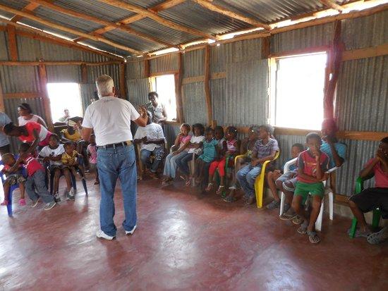 Barahona Dominican Republic Batey 9