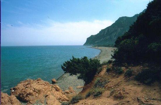 Spiaggia di Coccorrocci  Foto di Su Coili Marina di