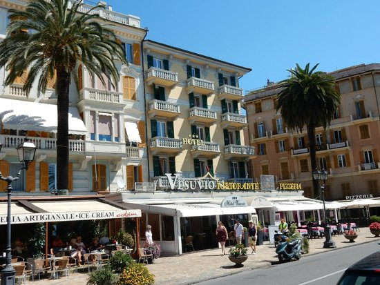 Hotel Vesuvio Rapallo Italy 2018 World S Best Hotels