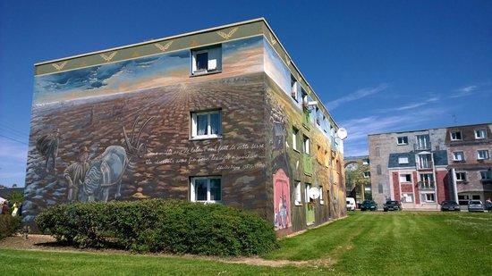 Les Fresques de Bel Air (Chartres) - 2020 Qué saber antes de ir ...