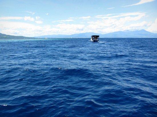 Pemandangan Laut Bunaken Picture Of Bunaken National