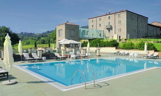 RELAIS COLOMBARA SPA  WELLNESS Travo Italien  Hotel  anmeldelser  sammenligning af priser