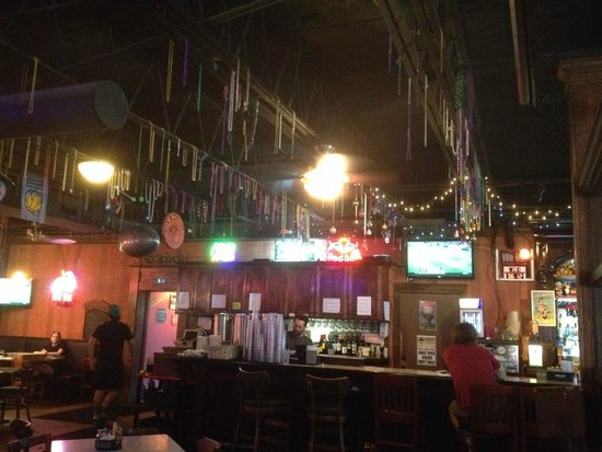 Bayou Bar  Grill  Picture of Bayou Bar  Grill Memphis  TripAdvisor