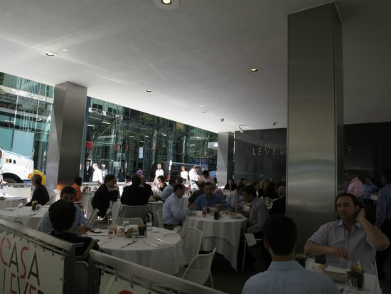 Bankers having fun  Picture of Casa Lever New York City  TripAdvisor