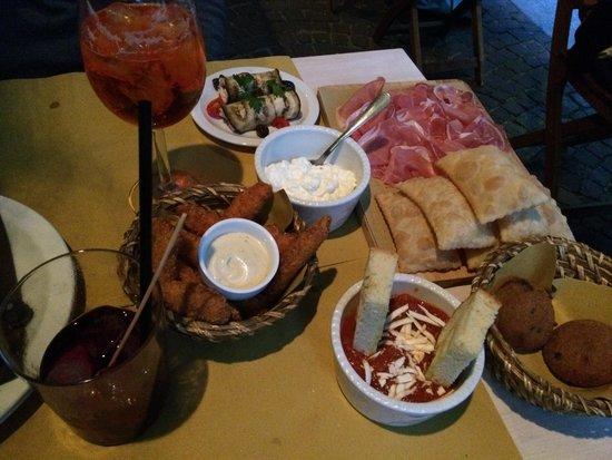 Hamburger  Picture of Casa Nani Brescia  TripAdvisor
