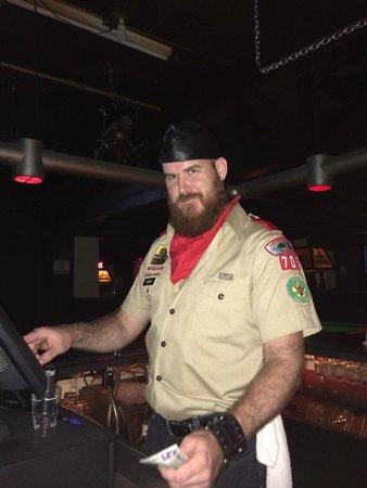 SHOTS SHOTS SHOTS SHOTS Fireball RIPCORD Gay Bar