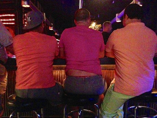 HERO Night RIPCORD Gay Bar Houston Texas