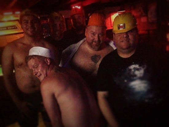 RIPCORD Bar 1 Gay Bar  Houston Texas Bear Cub Daddy