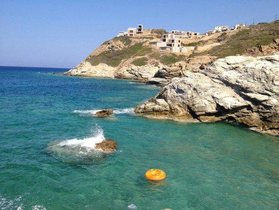 Terrazza sul mare  Picture of Diana Apartments Agia Pelagia  TripAdvisor