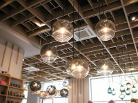 Solinfo cafe lighting - Picture of Solinfo Cafe, Budapest ...