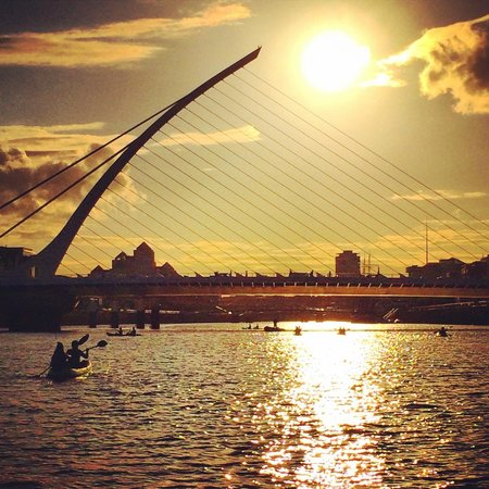 City Kayaking Dublin  2019 All You Need to Know Before You Go with Photos  Dublin Ireland