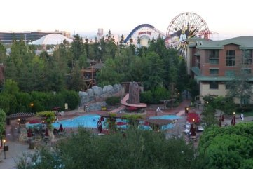 Image result for grand californian premium view room
