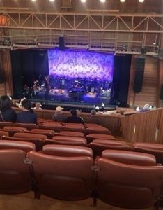 Wolf trap national park for the performing arts view from our seats also picture of rh tripadvisor