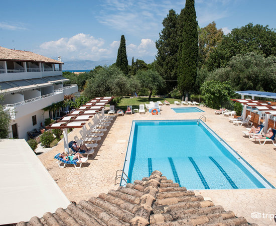 Katia Apartments Hotel Reviews Kassiopi Corfu