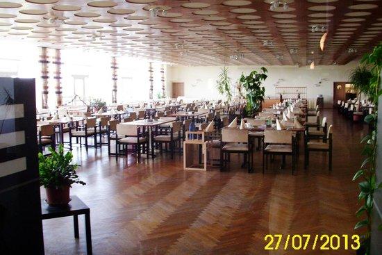 Das Hotel Vom Ort Aus Gesehen Picture Of Ferien Hotel