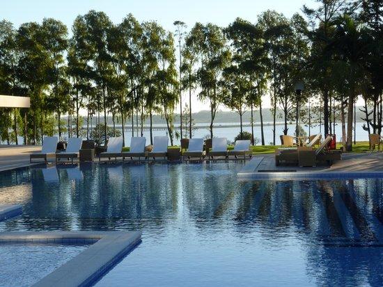 Resultado de imagen para hotel awa resort encarnacion telefono