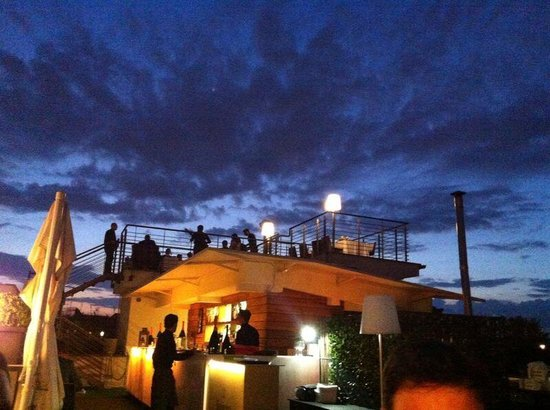 La terrazza  Picture of AllOro Restaurant Rome  TripAdvisor