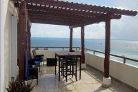 Pergola on balcony, PH 709 - Picture of Ixchel Beach Hotel ...