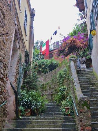 Stairway to hotel  Picture of La Casa di Andrea Monterosso al Mare  TripAdvisor