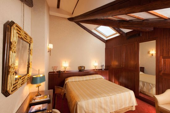 Standard Room Picture Of Hotel Palazzo Stern Venice