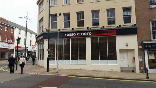 Tapas Restaurant Near Waterloo