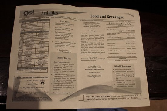 Sample Of Daily Paper With Activities 2