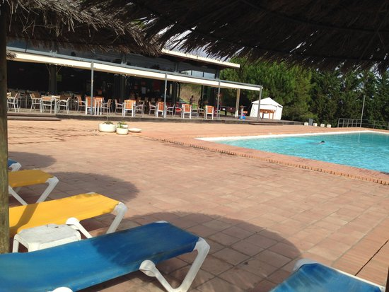 The Pool An Bar Picture Of Vitasol Park Lagos Tripadvisor