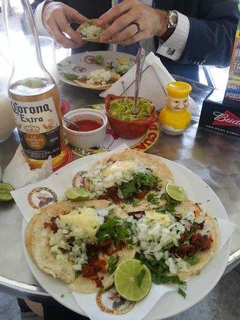 Comida Mexicana Orale