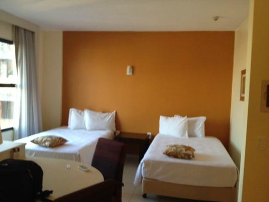 Quarto 8º Andar Picture Of Comfort Inn Suites Ribeirao
