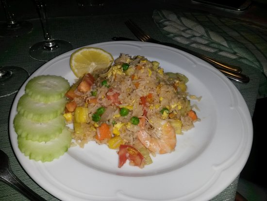 Riso con ananas  Picture of Cucina Thailandese Lecce  TripAdvisor