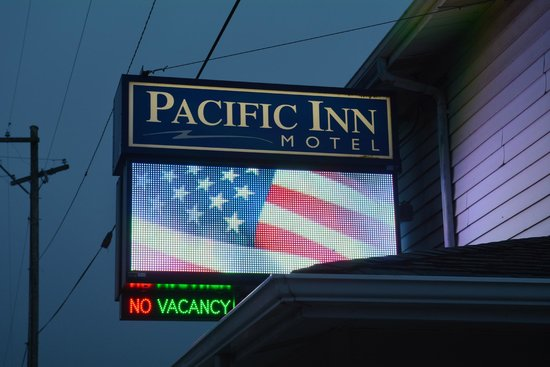 Our Twilight Themed Room Picture Of The Pacific Inn