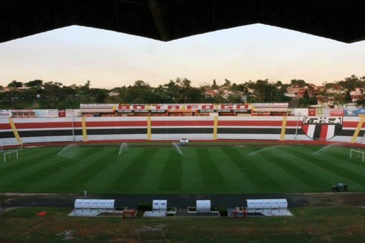 Resultado de imagem para Estádio Santa Cruz