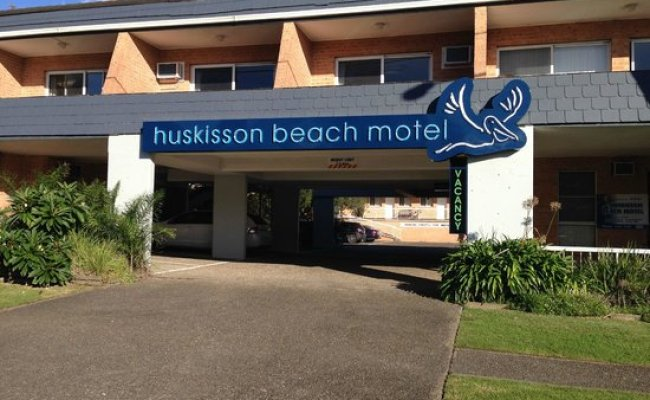 Huskisson Beach Motel Jpg