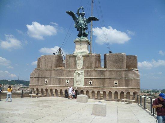 Terrazza dellAngelo a CSAngelo  Picture of Piazza Venezia Rome  TripAdvisor