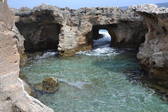 sbocchi al mare  Picture of Piscina Naturale di Marina Serra Tricase  TripAdvisor
