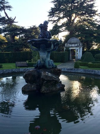 Exploring The Grounds Picture Of Luton Hoo Hotel Golf And