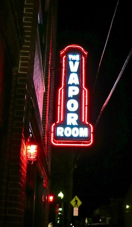Great place  The Vapor Room Frostburg Traveller Reviews