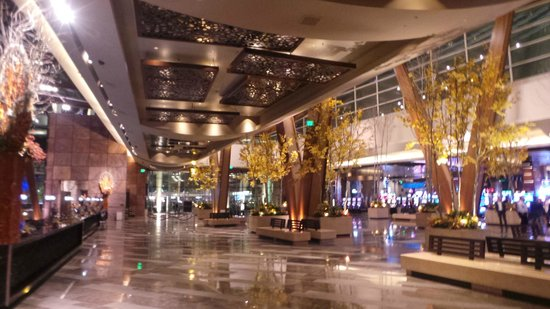 LobbyReception  Picture of ARIA Resort  Casino Las