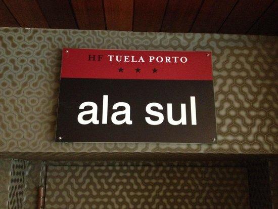 Hotel Hf Ala Sul Picture Of Hf Tuela Porto Tripadvisor