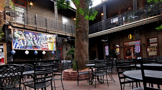 Downtown Restaurants Huntsville Alabama