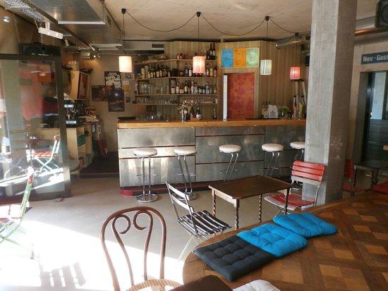 Bar area  Picture of Wohnzimmer Bar Zurich  TripAdvisor