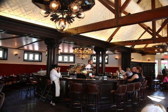 bar area  Picture of Tavern on the Green New York City