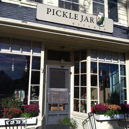 Pickle Jar Kitchen Avant Garde