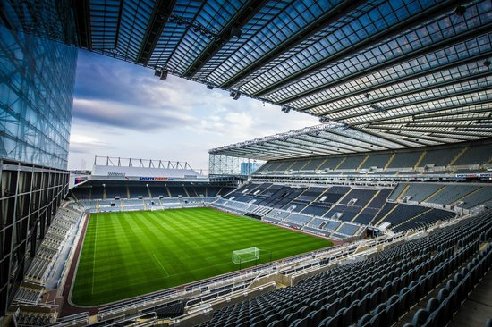 Leazes End Picture Of St James Park Newcastle Upon